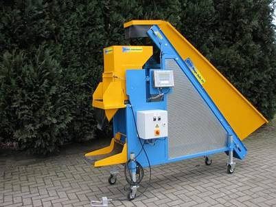 Custom Packing Scale Potato Bagging Equipment For Case / Box Package