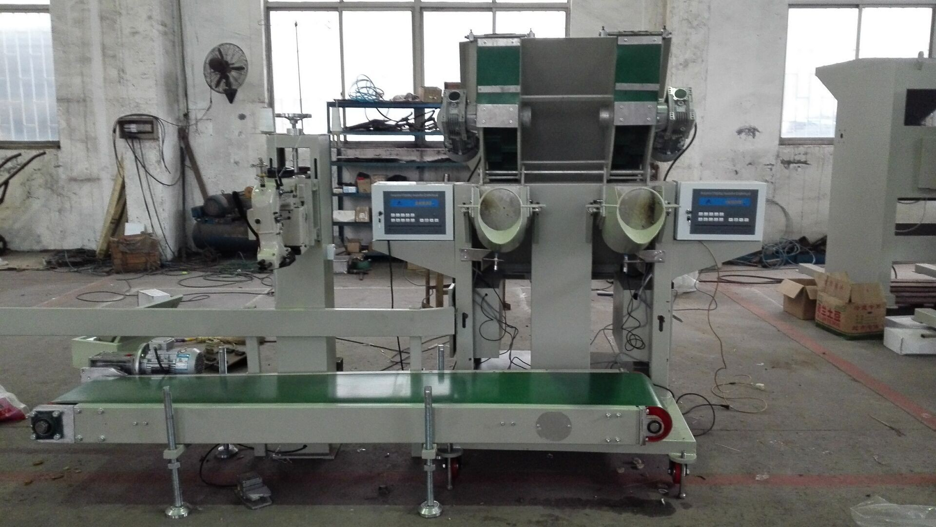 Professional Automated Bagging Machines Computer Quantitative Packing Scale
